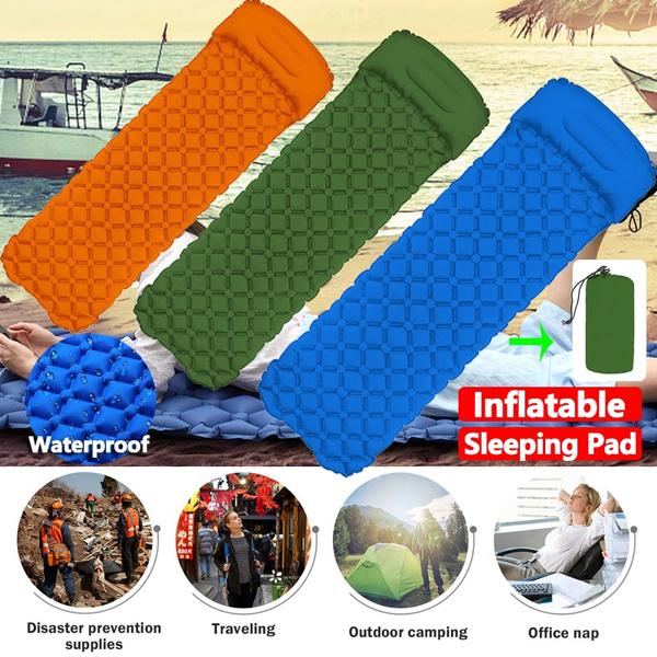 sleepingbag, Hiking, Outdoor, inflatablesleepingpad