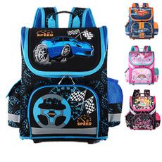 School, children backpacks, foldingprimaryschoolbackpack, kidssatchel
