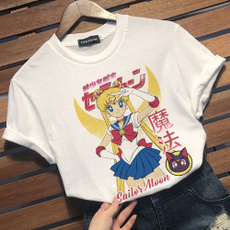 Kawaii, Summer, Plus Size, Cotton