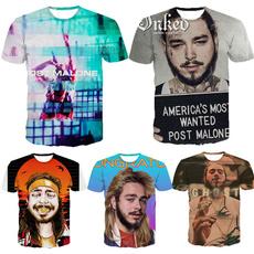Summer, Shorts, Shirt, postmalone