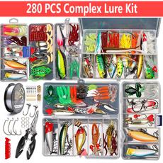 bait, Fishing Lure, Metal, Kit
