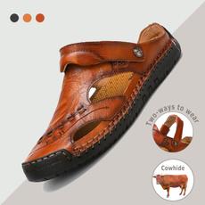 beach shoes, Sandals, Flats shoes, sandalsformen
