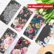 huaweipsmart2019case, case, flowercase, Teléfono