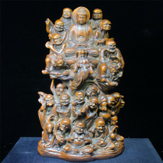 Collectibles, old, Chinese, arhat