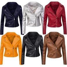 Moda, leather, motocyclejacketwomen, bikerjacketforwomen