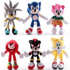sonic, Plush Doll, Toy, adulttoysampgame