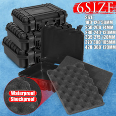 case, Box, waterprooftoolbox, Waterproof