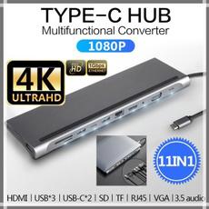 typechub, usb, Hubs, Adapter