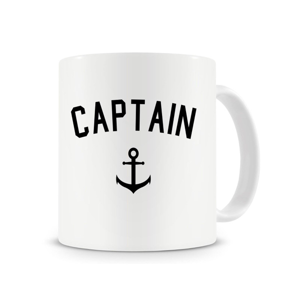 Mug,Sailing Boating Gift,Anchor Mug Cup