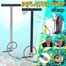 Mini, Tank, inflatorpump, Pump