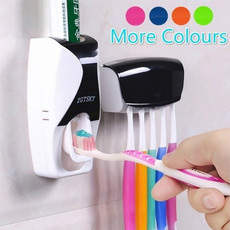 bathroomorganizer, Bathroom, toothpastesqueezer, magneticsuspensioncup