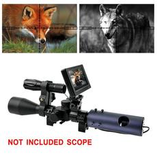 airsoftgun, nightvisionscopesforrifle, Hunting, nightvisionriflescope