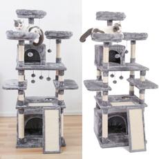cathouse, catclimbingframe, catfurniture, Cat Bed