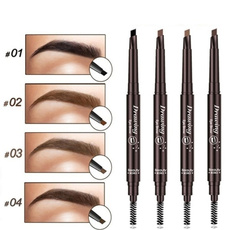 brown, Beauty, Waterproof, eyebrowpen