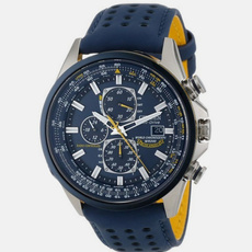 Chronograph, Blues, citizenwatche, Gifts