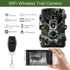 wildlife, Remote, Hunting, Waterproof