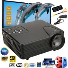 Mini, led, projector, miniprojector