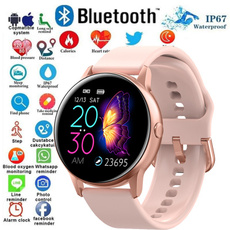 Heart, smartwristwatch, Fashion, Touch Screen