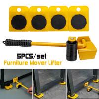 Furniture Moving Tool Heavy Transport Shifter Wheel Slider Lifting Roller 1PCS