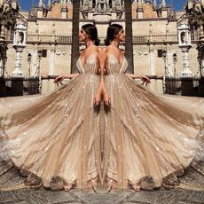 Bridesmaid, Lace, Elegant, Dress