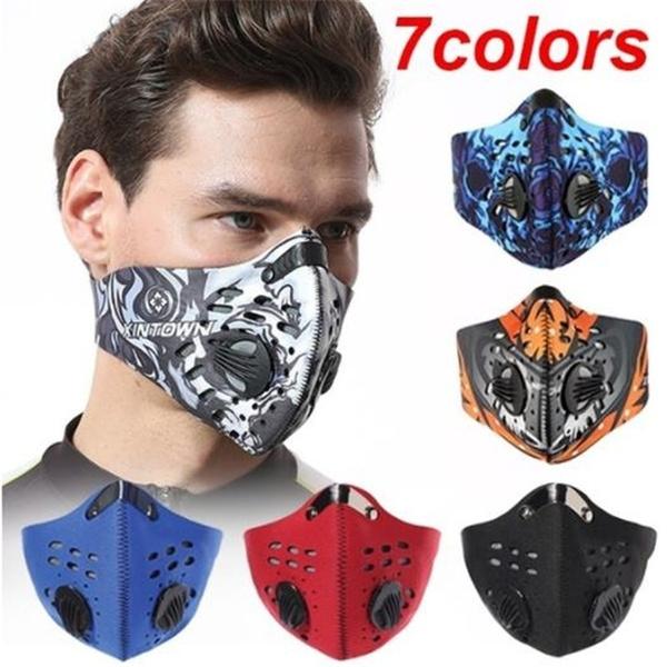 antipollutionfacemask, Bicycle, dustproofmask, halffacemask