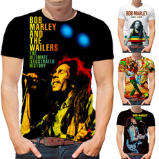 Summer, Fashion, reggae, musictshirt