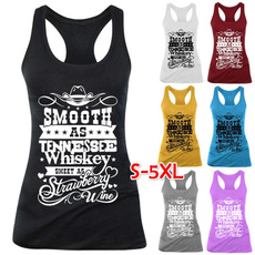 Plus Size, Sweets, tank top, Sleeveless Shirt