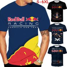 redbullracing, Plus Size, Graphic T-Shirt, Shirt