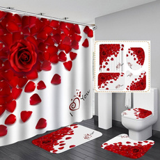 decoration, Bathroom, Shower Curtains, Gifts