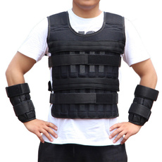 weightedvest, Vest, boxing, highlyflexiblecompressionfoamlining