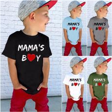Summer, boysshirt, Moda, Shirt
