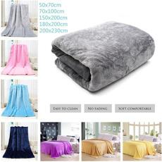 Fleece, warmblanket, winterbedsheet, Sofas