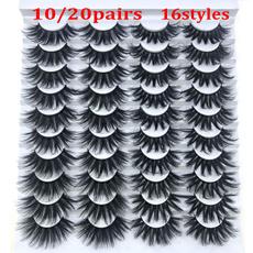 Eyelashes, False Eyelashes, 20pairseyelashe, eye