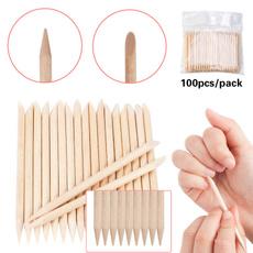 sticksformanicurenailtool, woodstick, Beauty, Cuticle Pushers