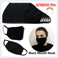 noir, mouthmask, unisex, medicalmask