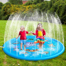 Summer, Toy, swimmingpoolspraypad, Children's Toys