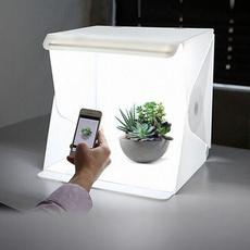 Box, portablestudio, led, Photo Studio
