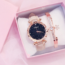 Fashion Watches Women, Fashion, Watch, leatherbraceletwatch