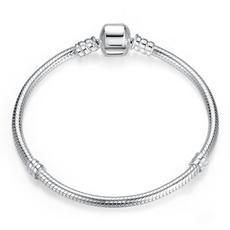 Charm Bracelet, Sterling, Genuine, Jewelry