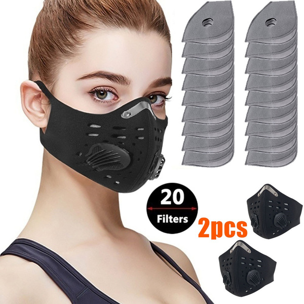 Bike Motorcycle Ski Anti-pollution Mask Sport Mouth-muffle Dustproof With OK