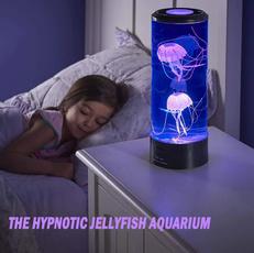 oceanlamp, ledoceanlight, roomlight, hypnoticlamp