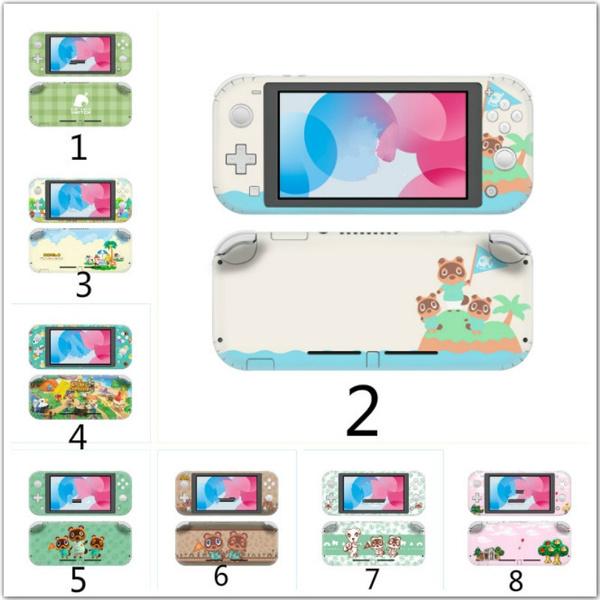 Animal Crossing Vinyl Skin Sticker For Nintendo Switch Lite