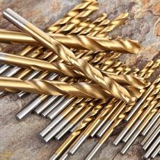 Steel, metalworkingdrill, titanium steel, handdrill