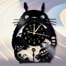 My neighbor totoro, creativeclock, led, Gifts