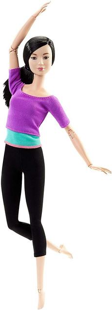 exclusive, made, Barbie, purple