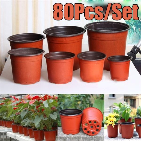 Sizes Plastic Garden Nursery Pots