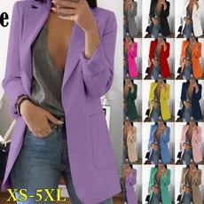 cardigan, Office, Sleeve, Women Blouse