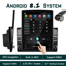 Touch Screen, Bluetooth, Gps, Cars