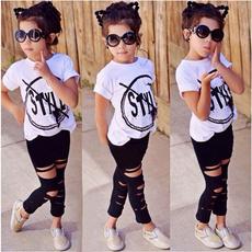 Summer, #Summer Clothes, Fashion, 2pcsoutfitsset