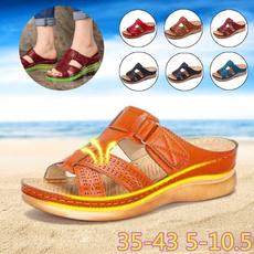 slidesforwomen, sandalendamen, Fashion, Platform Shoes
